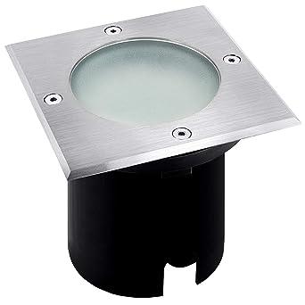 Turbo MADON Einbau Bodenstrahler LED für Aussen IP65 - trittfest US94
