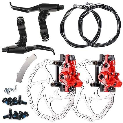Mountain Bike MTB BMX Road Bike Disc Brake Bicycle Ebike Break Pads Set