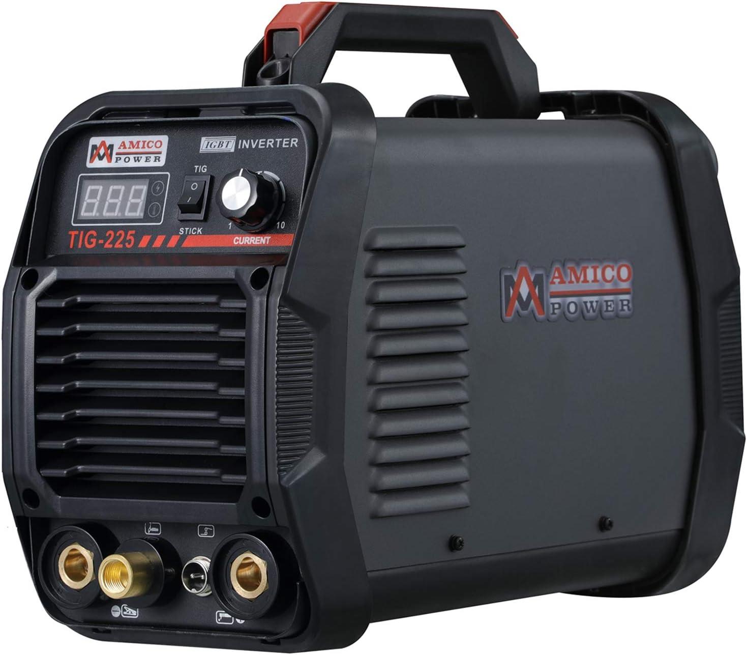 Amico TIG-225HF, 225 Amp TIG