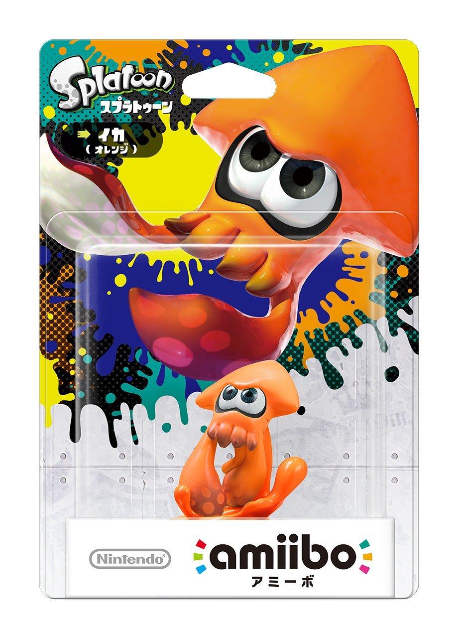 amiibo squid [Orange]  by Nintendo (Image #2)