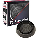 LightsOut Bedbug Detector Chemical Free Reusable Pitfall Trap For Furniture or Bed Legs (4-Pack)