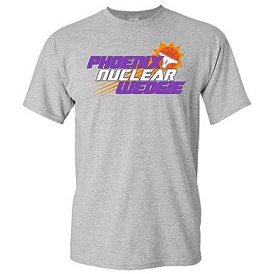 Amazon.com: Phoenix Nuclear Wedgie - Camiseta de baloncesto ...