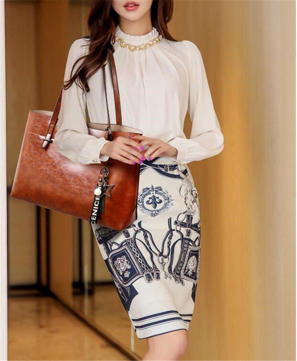 Mother Bag Fashion Back To Ancient Large Capacity Single Shoulder Bag,Black,Three Piece Set by SJMMBB (Image #2)