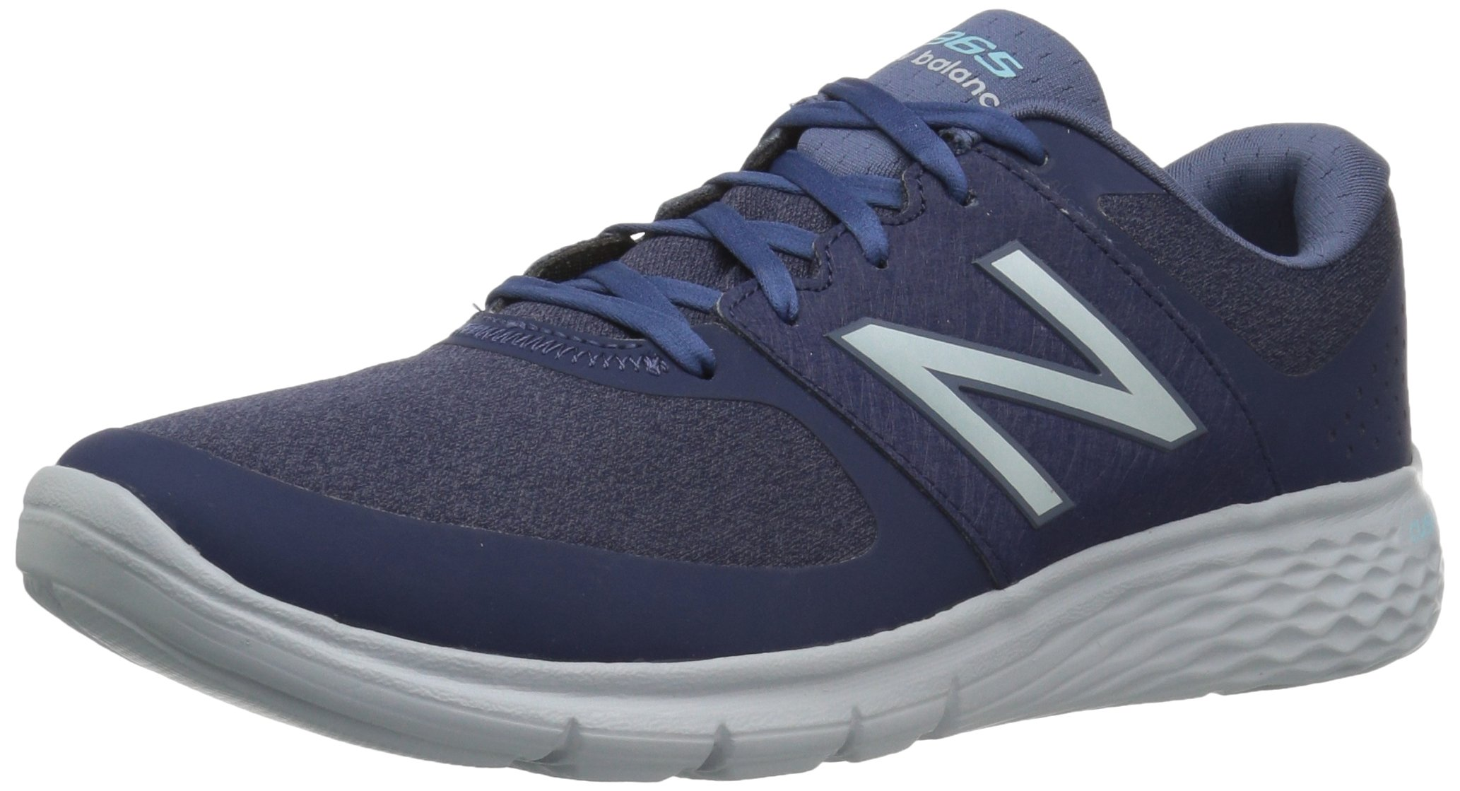 New Balance Women's WA365v1 CUSH + Walking Shoe, Blue/White, 8.5 B US