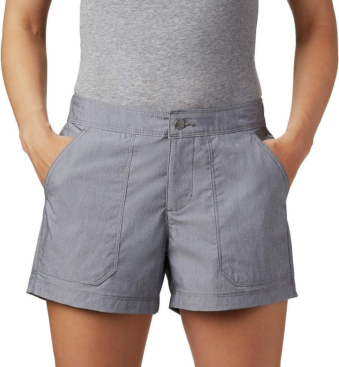 Columbia Womens Longer Days Short Sun Protection Moisture Wicking