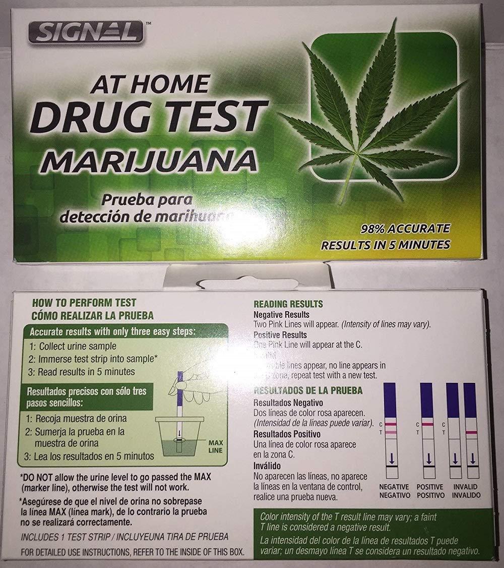 Marijuana At Home Drug Test