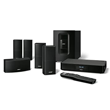 Amazon bose cinemate 520 home theater system home audio bose cinemate 520 home theater system sciox Choice Image