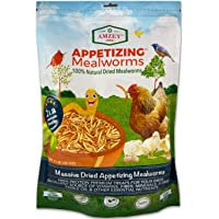 Mealworms Natural Chicken Protein Bearded