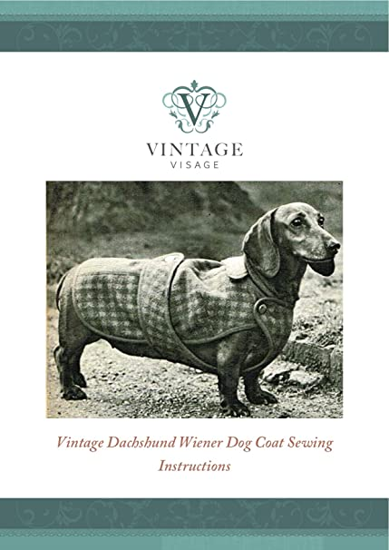 Vintage Visage sewing pattern with full size paper pieces for Retro ...