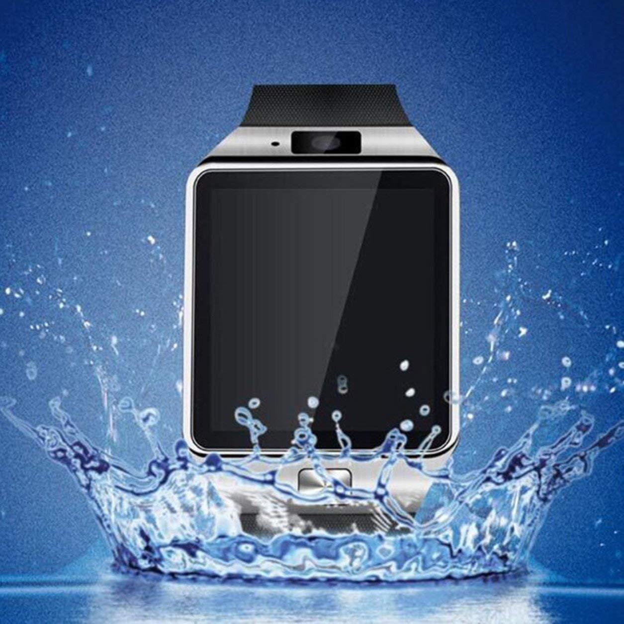 DZ09 Bluetooth Intelligent Wristwatch Phone Camera SIM TF GSM Multi Language Dailyinshop