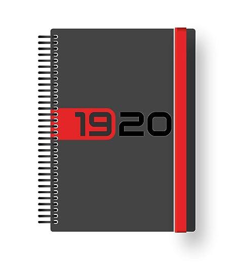 Collins Delta 2019-2020 - Agenda (A5, día por página), color ...