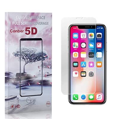 Conber (1 Pack) Screen Protector for iPhone 11, [Anti-Shatter][Scratch-Resistant][Case Friendly] Premium Tempered Glass Screen Protector for iPhone 11: Baby