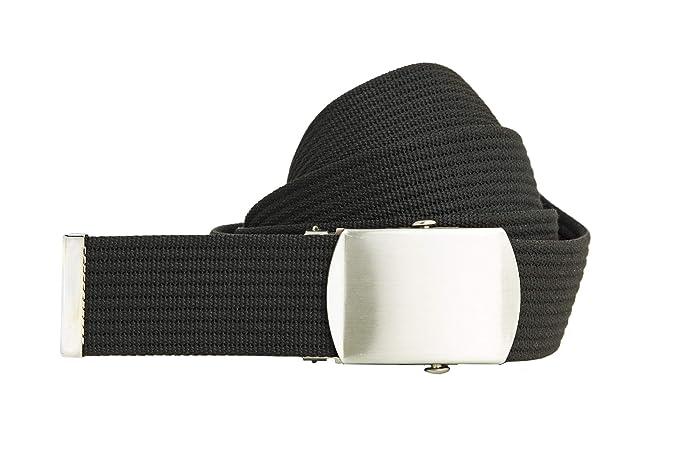 Shenky Cintura outdoor//militare girovita da 80 a 130 cm larga 4 cm