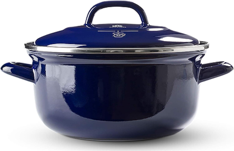 BK 2.5QT Dutch Oven, Blue