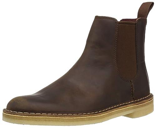 265a8388f4b CLARKS Men's Desert Peak Chelsea Boot