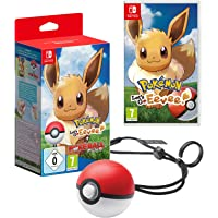 Pokemon Let's GO: Eevee ve Pokeball Plus Limited BundleNintendo Switch