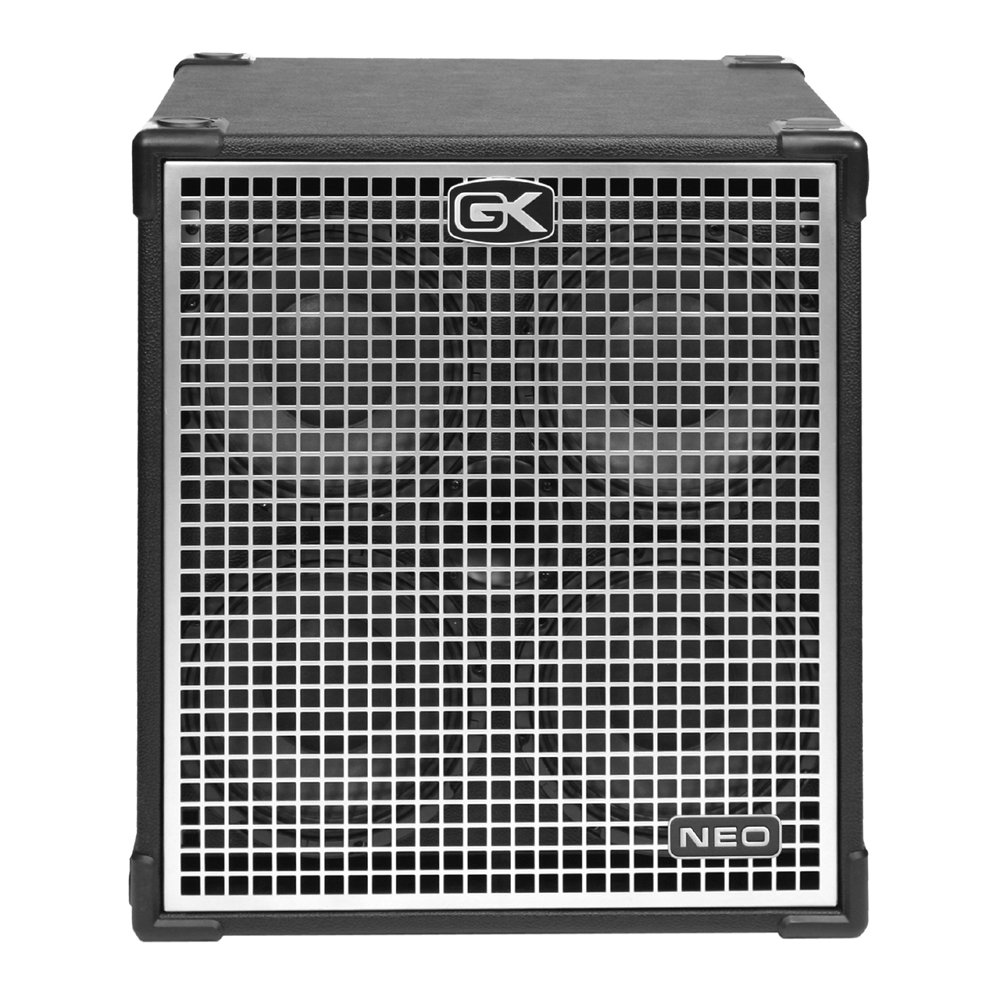Gallien-Krueger Neo 410 4x10 8 Ohms Bass Speaker Cabinet 301-0470-A