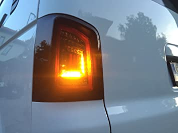 LED Dritte Bremsleuchte Bremslicht Heckleuchte F/ür VW Multivan T5 Und Caravelle T6 2003-2015 WEUN R/ücklicht