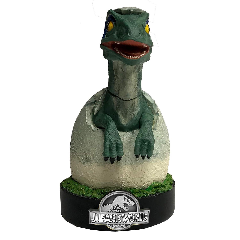 Factory Entertainment Jurassic World Blue Raptor Hatchling Premium Motion Statue