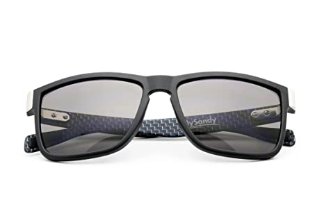 3e216da965 Image Unavailable. Image not available for. Color  Polarized Sunglasses  Carbon Fibre ...