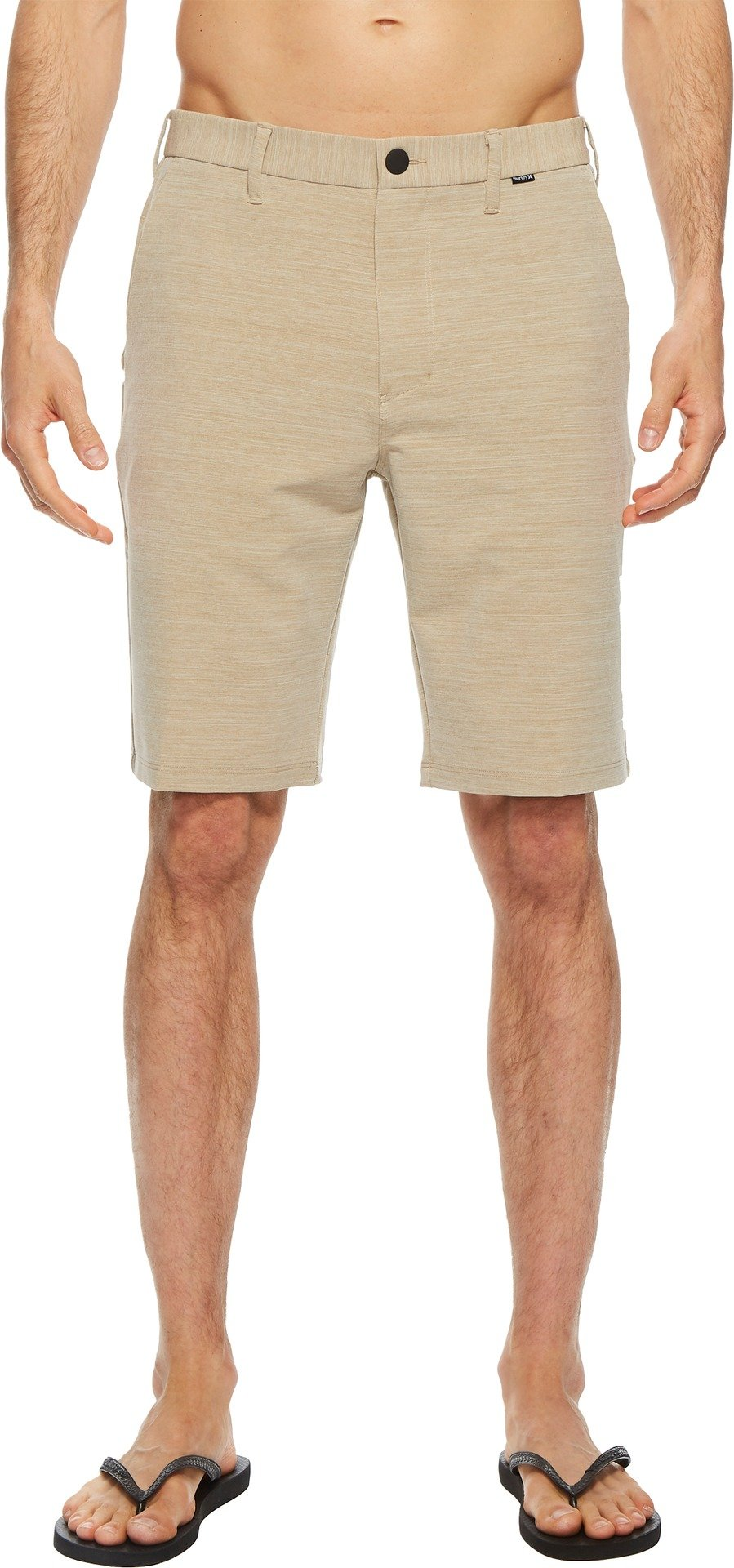 Hurley Men's Dri-Fit Cutback Walkshorts Khaki 34 21 by Hurley