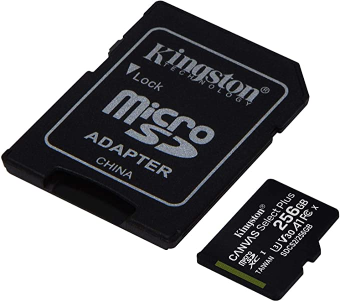Kingston 32GB ZTE Avid 4 MicroSDHC Canvas Select Plus Card Verified by SanFlash. 100MBs Works with Kingston