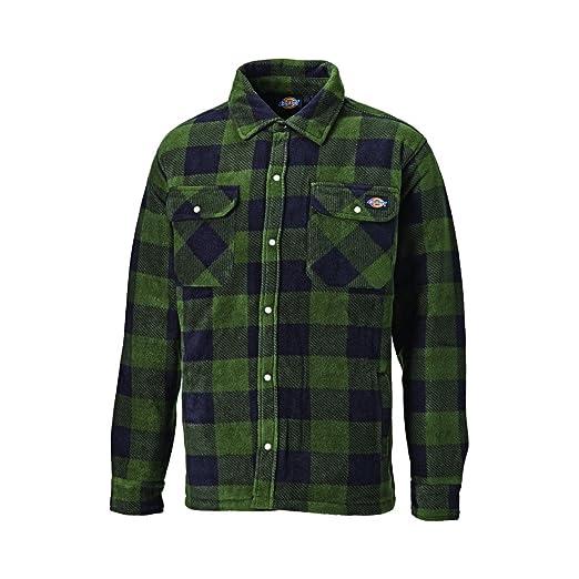 38 opinioni per Dickies Portland- Camicia imbottita da lavoro, colori e taglie vari