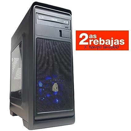 NITROPC SEGUNDAS REBAJAS Quad core ordenador