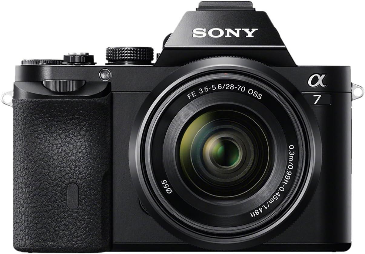 Sony Alpha 7 E Mount Vollformat Digitalkamera Ilce 7 3 Kamera