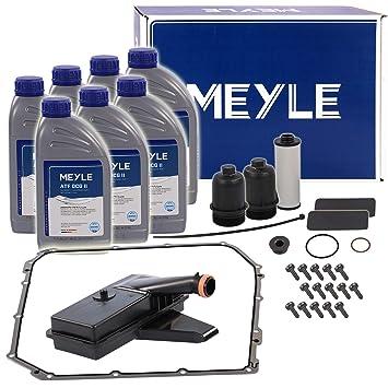 Meyle notebook Juego, aceite de transmisión automática, número de referencia 100 135 0114: Amazon.es: Coche y moto