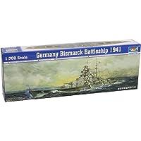 Trumpeter 5711 Bismarck 1941 - Acorazado alemán a