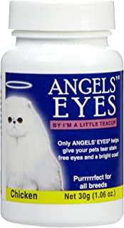 product image for Angel's Eyes CAY11336 Dog and Cat Tear Stain Remover, Chicken Flavor, 30gm