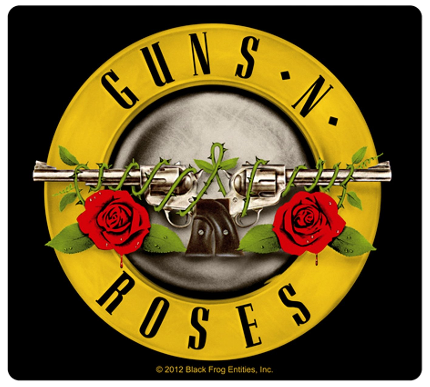 Amazon sticker guns n and roses band name logo art heavy amazon sticker guns n and roses band name logo art heavy metal rock music decal arts crafts sewing thecheapjerseys Choice Image