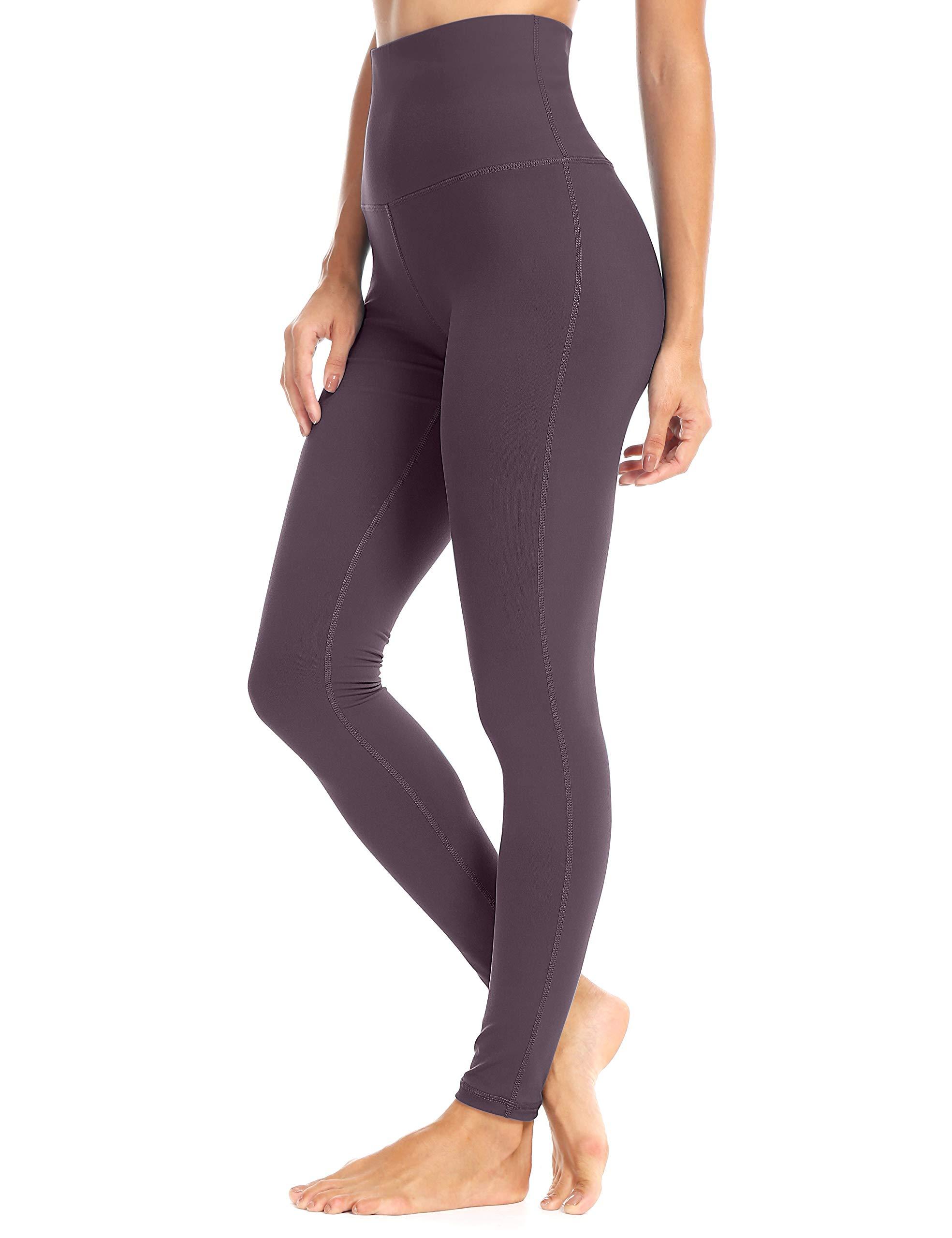 9ca41355371 QUEENIEKE Women Yoga Legging Power Flex High Waist Running Pants Workout  Tights product image