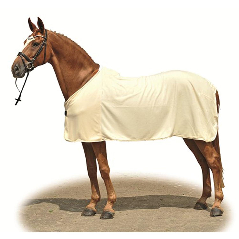 Hkm Horse Cooler, blue goldfarben
