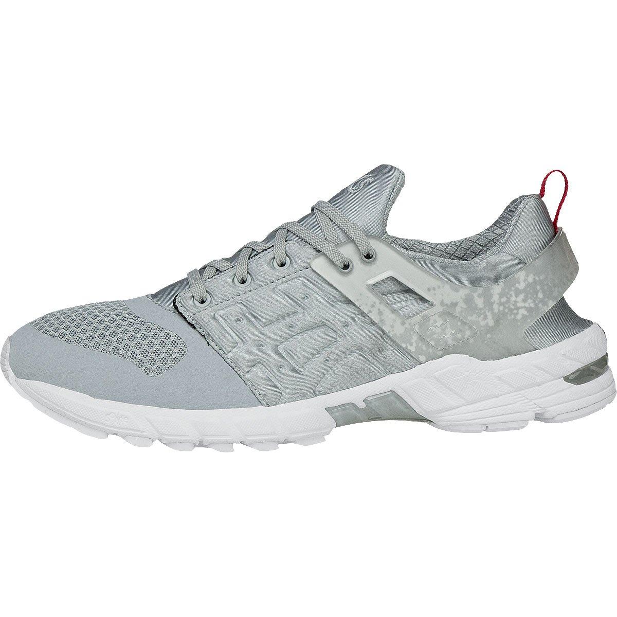 ASICS GT DS Retro Running Shoe B019PZE9RA 11 M US Women / 9.5 M US Men|Light Grey/Light Grey