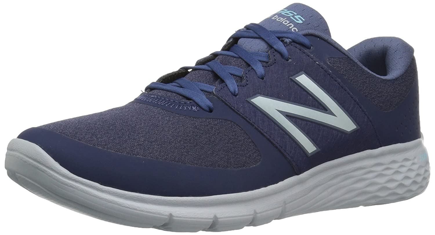 New Balance Women's WA365v1 CUSH + Walking Shoe B01MSOS9IY 5.5 D US|Blue/White