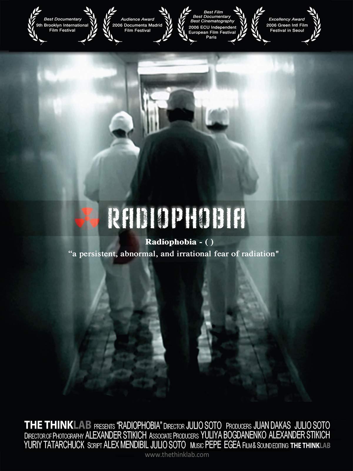 Radiophobia on Amazon Prime Video UK