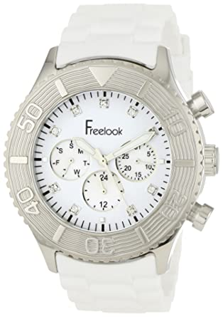 Freelook chronograph watch