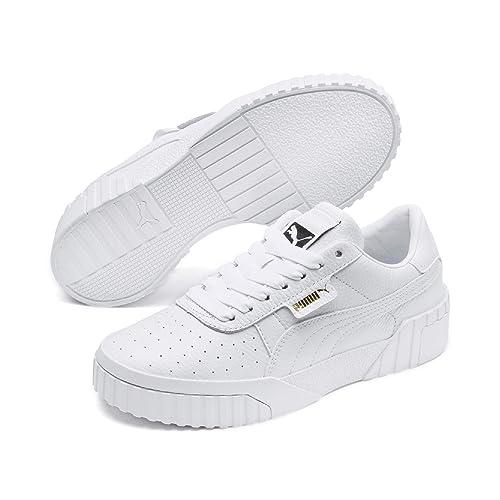 quality products classic outlet online Puma Damen Cali WN's Sneaker Schwarz Black White, 42 EU ...