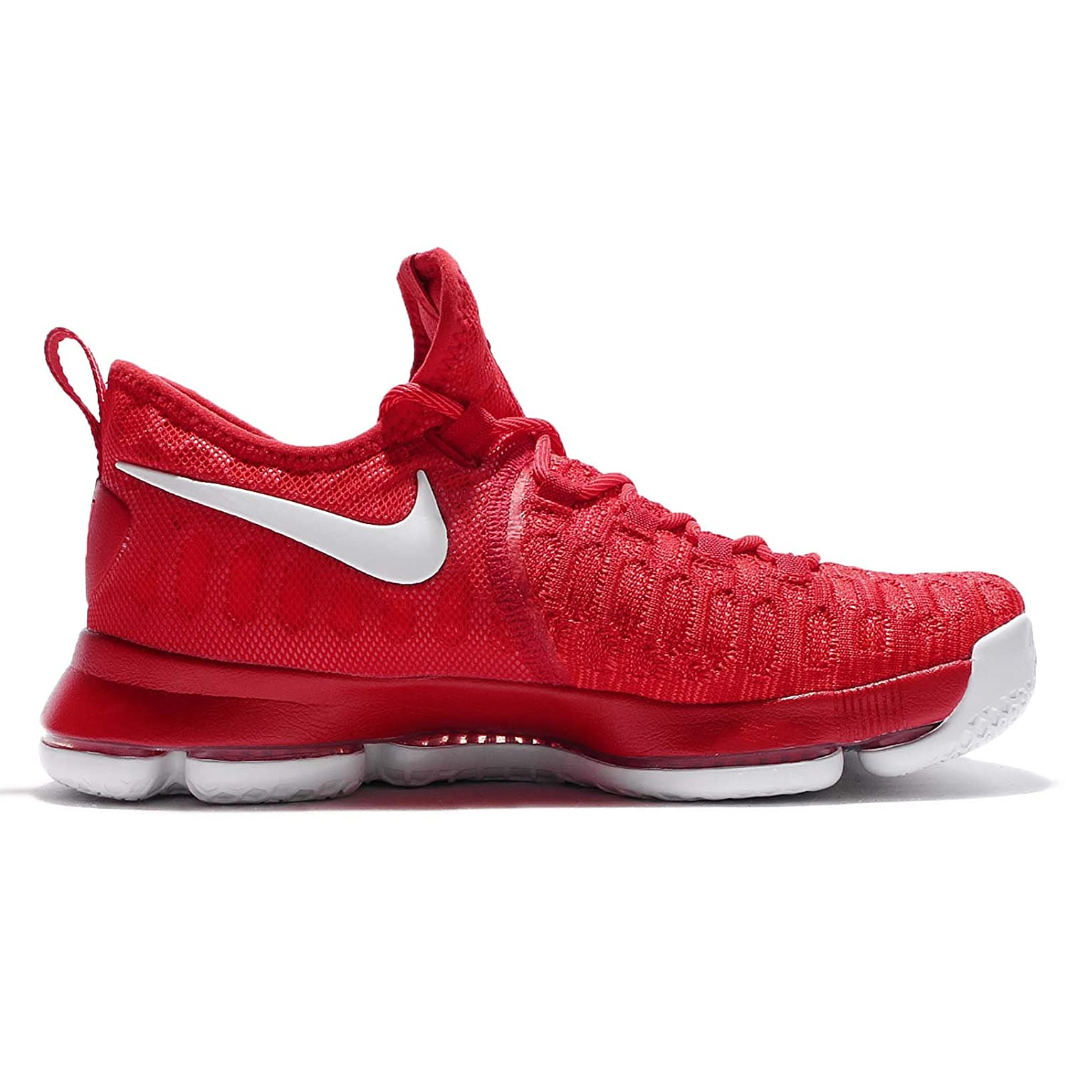 c8ecd5e818b low cost amazon nike mens zoom kd 9 ep university red white 8.5 m us  basketball