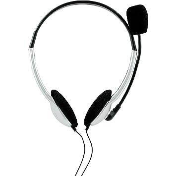 Amazon Com Onn Universal Stereo Headset Headphones With Microphone