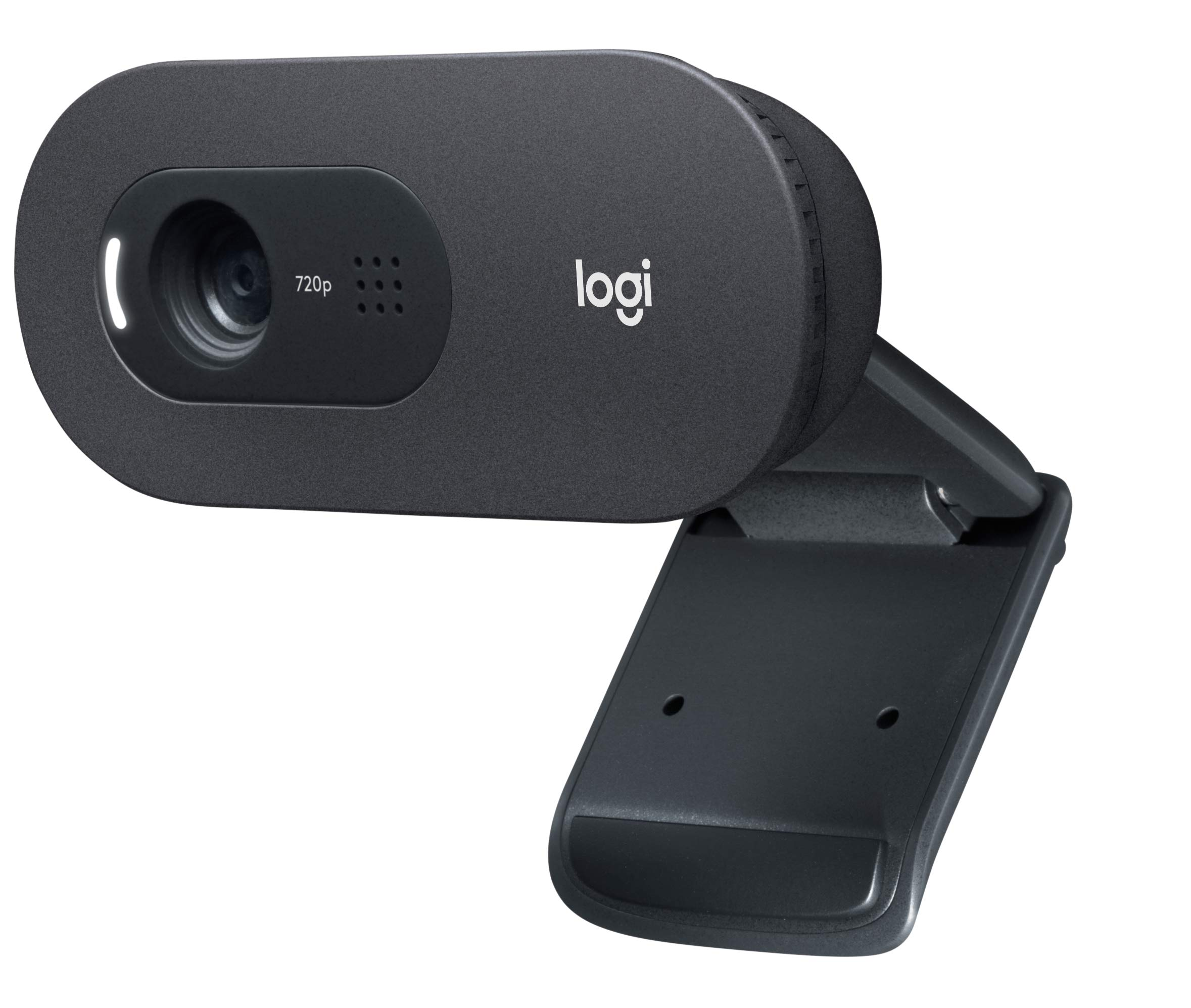 Logitech C270 Widescreen HD Webcam and 3 MP designed for HD Video Calling and Recording
