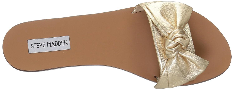 da7ffeb0c5704a Steve Madden Womens Knotss Knotss  Amazon.co.uk  Shoes   Bags