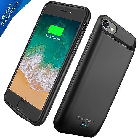 Funda para iPhone 8 8 Plus/7 7Plus/6S 6sPlus con cargador de ...