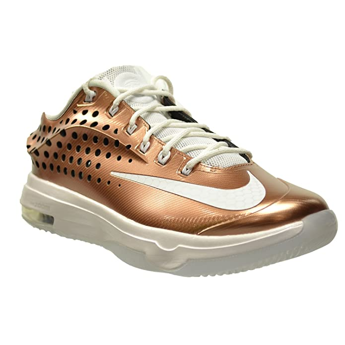 info for c4b43 9ac96 Amazon.com   Nike KD VII (7) Elite Limited EYBL Men s Shoes Metallic Red  Bronze White-Treasure Blue-Pure 800514-914 (10 D(M) US)   Basketball