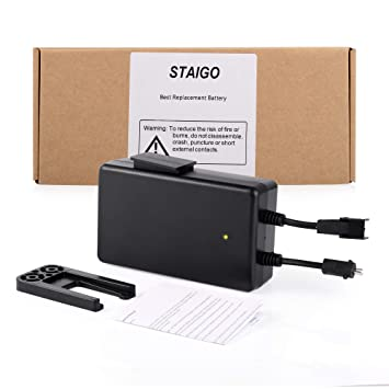 STAIGO Battery for Power Recliner-Power Supply Reclining Sofa-Lift Chair-Lazy Boy Recliners-Wireless Battery Pack for Electric Motion Furniture for ...