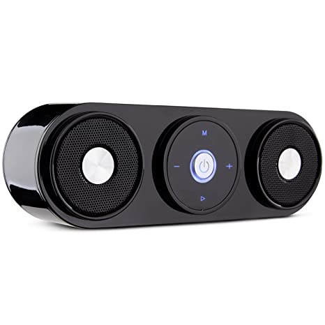 [Upgraded potente 2 x 5 W Boombox] de graves mejorado zenbre soundbank Z3 sistemas