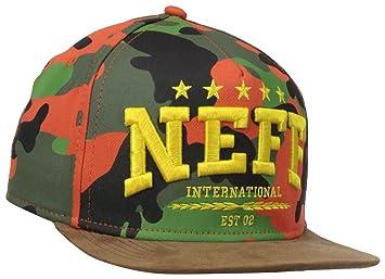Neff Navy Nautical Gorra Gris, Color Verde, Tamaño Talla única: Amazon.es: Deportes y aire libre