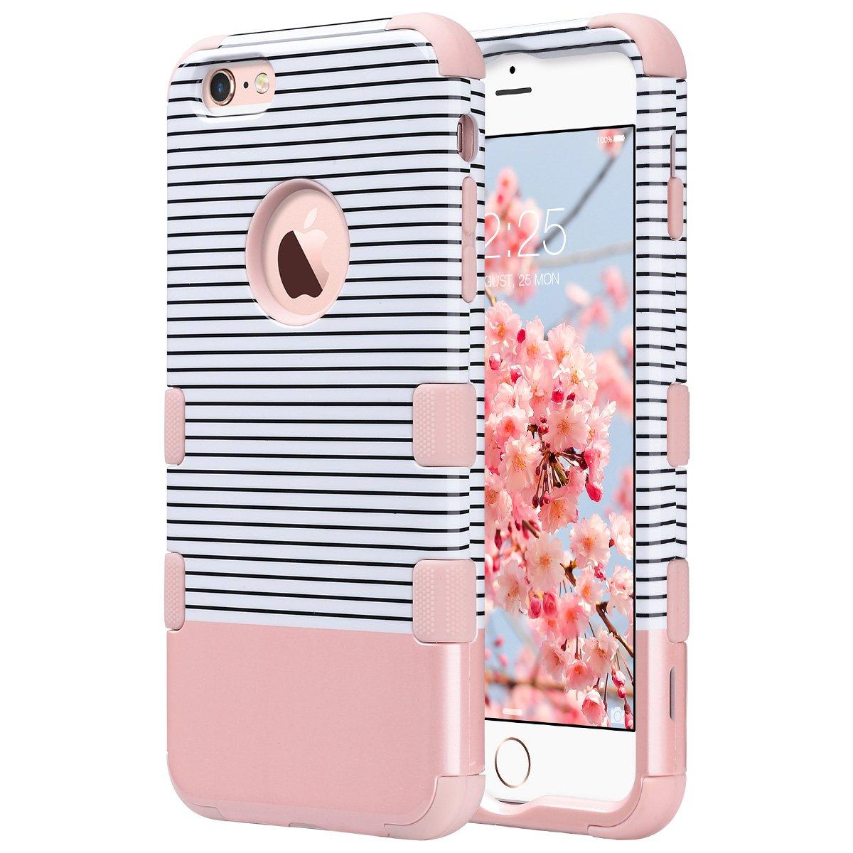 da8a17562ae low-cost Caso del iPhone 6 Plus 5,5 pulgadas, ULAK iPhone 6s Plus Funda  Carcasa ...